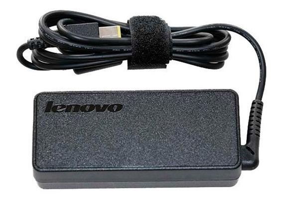Fonte Lenovo 65w Slim Tip Original Thinkpad Power Adapter #
