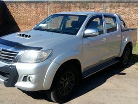 Toyota Hilux 3.0 Cd Srv Cuero 171cv 4x2 - E4