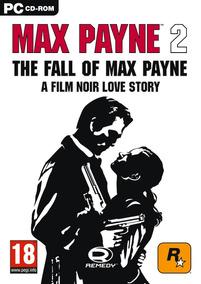 Max Payne 2 Pc Midia Fisica (dvd)