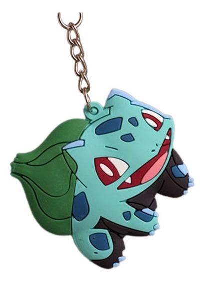 Monstros Bolso 3d Pokemon Pvc Desenho Animado Chaveiro De Bo