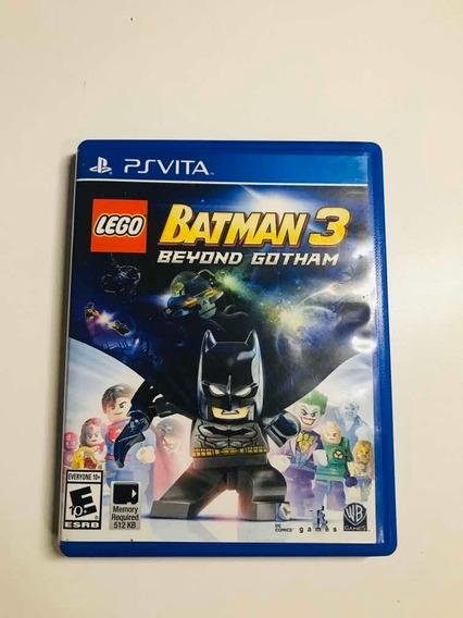 Lego Batman 3 Beyond Gotham Psvita