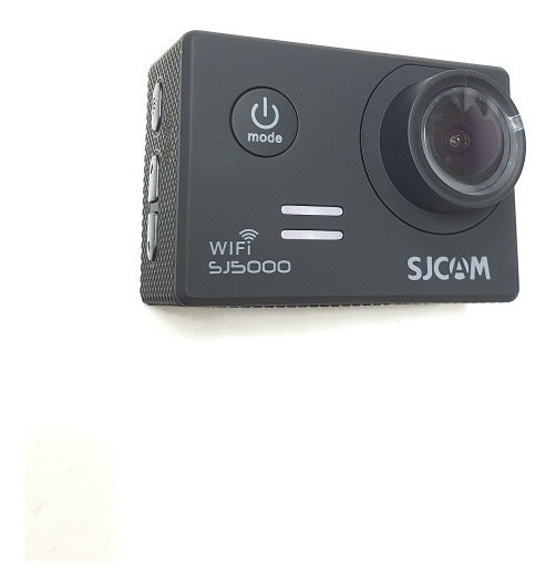 Sjcam Sj5000 Wifi Com Microfone Externo Original Dudacell