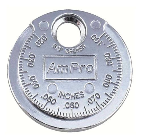 Calibrador De Bujias Profesional En Pulgadas Y Milimetros