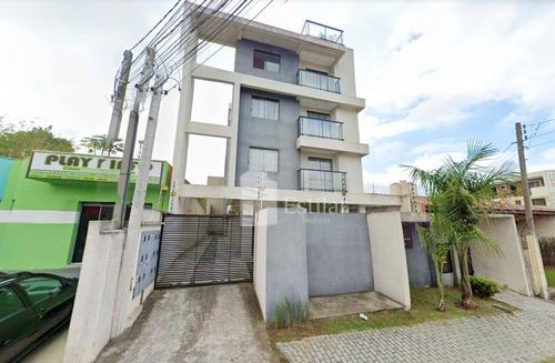 Apartamento 02 Quartos (01 Suíte) No Cidade Jardim, São José Dos Pinhais - Ap3254