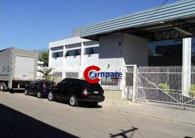 Galpão Industrial Para Locação, Cumbica, Guarulhos - Ga0099. - Ga0099