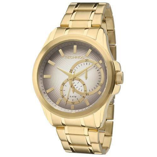 Relógio Technos Masculino 6p22ac/4c