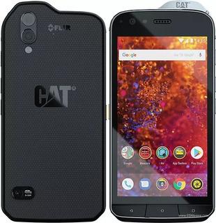 Lançamento Smartphone Caterpillar S61 Tela5.5 64gb 4g 2 Chip