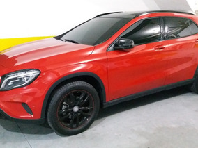 Mercedes-benz Classe Gla 1.6 Advance Turbo Flex 5p 2016