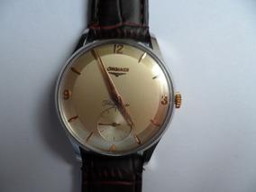 Reloj Longines Flagship Cal 30 L De Cuerda Manual