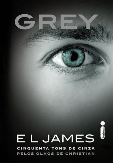 Cinquenta Tons De Cinza Pelos Olhos De Christian Grey Oferta