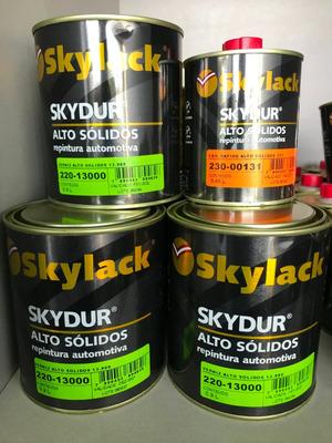 Verniz Alto Sólidos 13000 - Skylack