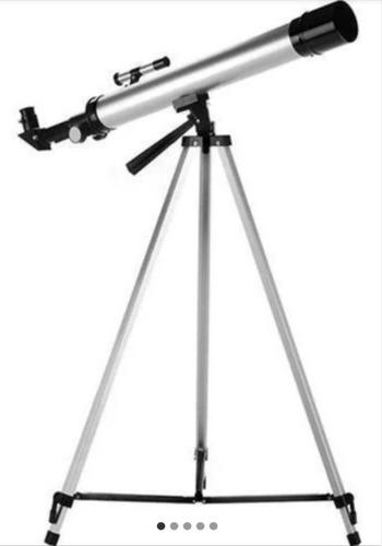 Telescopio Astronomico Refrator 50/100x
