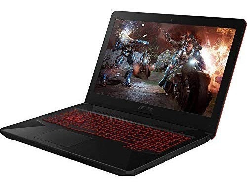 Notebook Gamer - Asus Tuf-gaming Fx504 Gtx1050 Ssd256gb