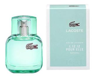 Perfumes Originales Lacoste L12 Natural