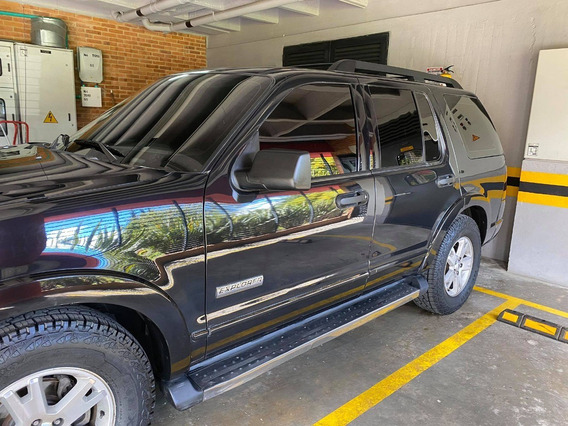 Ford Explorer Xlt 4x4 Automatica