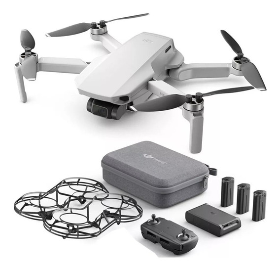 Dji Mavic Mini Fly More Combo Anatel+garantia+nota