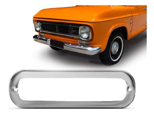 Aro Metalizado Lanterna Seta Chevrolet A10 C10 D10 C14 D60