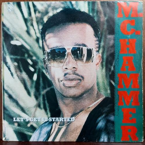 Mc Hammer Lets Get It Started 1988
