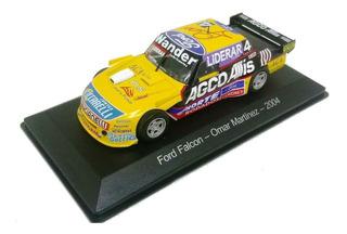 Tc Los Mejores Autos Nº 50 Ford Falcon (2004) Omar Martinez