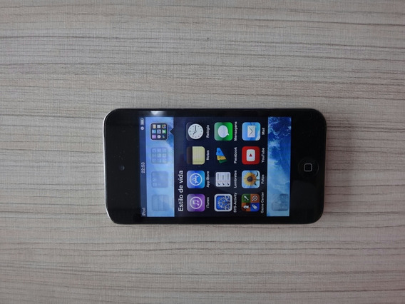 iPod Touch 4ª Geração Usado