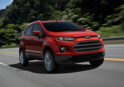 Ford Ecosport Se 1.5l (plan Ovalo)