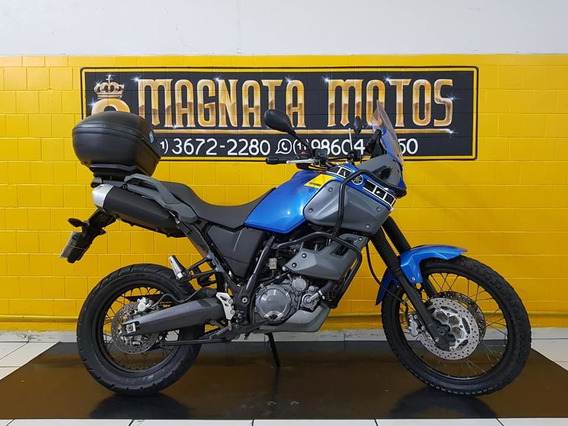 Yamaha Xt 660 Z Tenere - 2012 - Azul - Km 17.000
