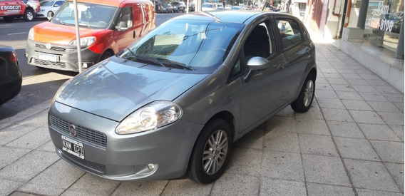 Fiat Punto Attractive 2011 1.4 (co) 1