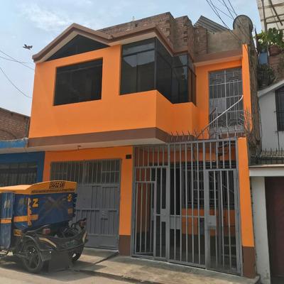 Casa En Alquiler En San Juan De Lurigancho