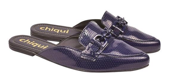 Mule Sapato Feminina Chiquiteira Chiqui/ml2019vzm