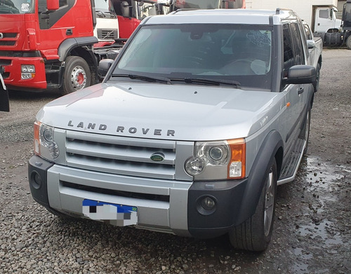 Imagem 1 de 9 de Land Rover Discovery 2008 2.7 V6 Se 5p