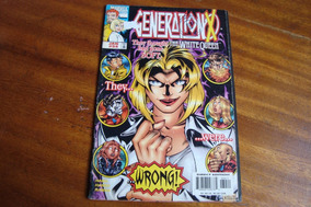 Comic Marvel 1998 / Generation X 34 / Guilty Secrets