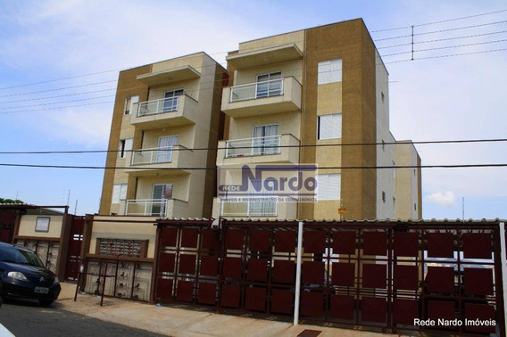Apartamento Para Alugar Em Bragança Paulista, Vila Municipal, Residencial Leon - Ap0117
