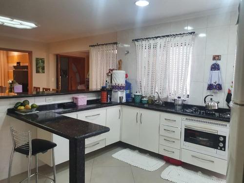 Imagem 1 de 9 de Casa Com 2 Dormitórios À Venda, 153 M² - Vila Tila - São Bernardo Do Campo/sp - Ca11040