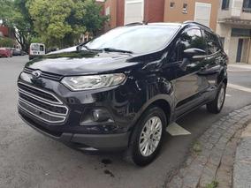 Ford Ecosport Se 1.6 Gnc 2015 Negra Dissano