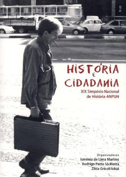 História E Cidadania - Xix Simpósio Nacional De História V-2