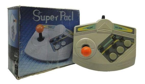 Controle Sega Talent Super Pack Vg-929 Mega Drive