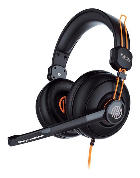 Fone De Ouvido Headset Gamer Ga-x3 3d Audio Hd Original Lol