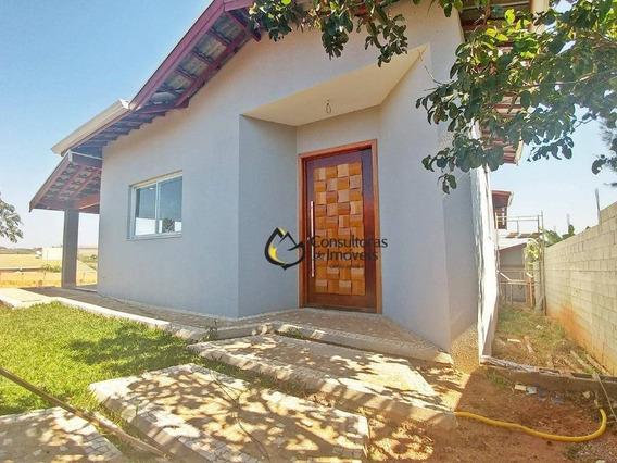 Chácara Com 5 Dormitórios À Venda, 1038 M² Por R$ 850.000,00 - Chacara Itália - Cosmópolis/sp - Ch0010