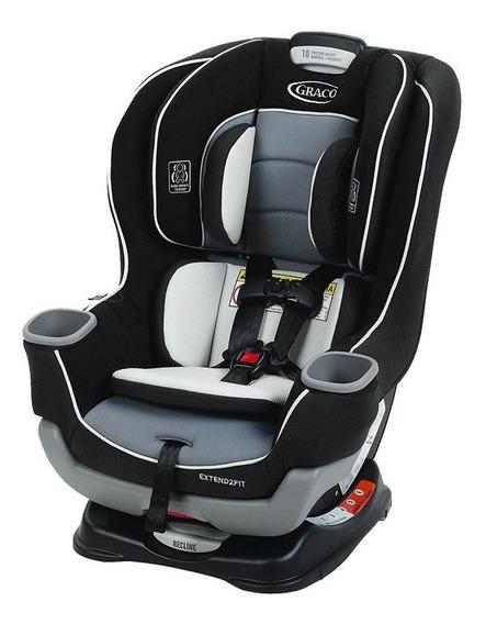 Cadeira Cadeirinha Graco Carro Auto Extend2fit C/ Isofix
