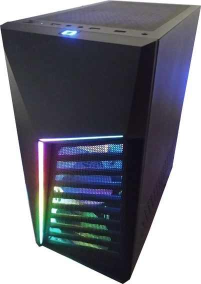 Pc Gamer Completo I3 9100f, Gtx 1650 4gb, Ssd 240gb, Hd 2tb
