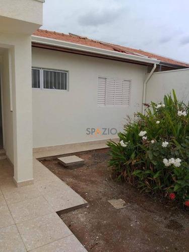 Imagem 1 de 14 de Casa Com 2 Dormitórios À Venda, 76 M² Por R$ 350.000 - Conjunto Habitacional Arco-íris (cecap) - Rio Claro/sp - Ca0359