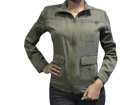 Camisa Verde Oliva Cierre/bolsillo Caterpillar M2310161-s