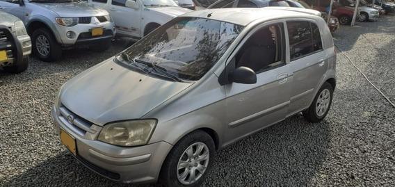 Hyundai Getz Gl 2005