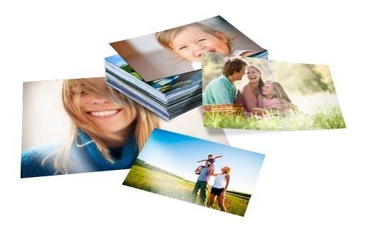 Revelação De 100 Fotos 13x18 Papel Fosco/brilho Fujifilm
