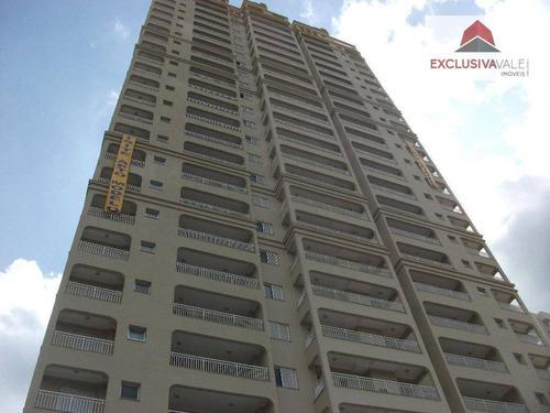 Apartamento Com 3 Dormitórios À Venda, 91 M² Por R$ 700.000,00 - Vila Ema - São José Dos Campos/sp - Ap1483