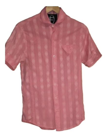 Camisa Mangas Cortas Talle S * Hombre * Freak Out *