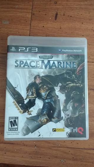 Space Marine. Midia Física Blu-ray, Frete Gratis