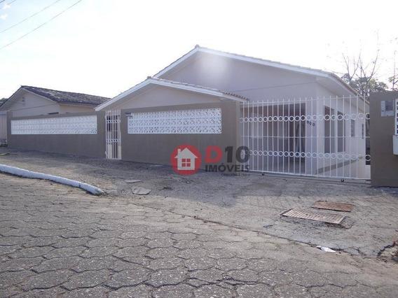 Casa Com 3 Dormitórios À Venda, 178 M² - Santo Antônio - Criciúma/sc - Ca1001
