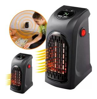 X 2 Calefactor Electrico Portátil Handy Hearte 400w Ml0758