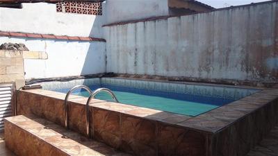 Casa Na Praia Com Piscina R$ 160 Mil